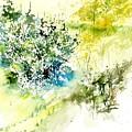 Watercolor 014042 by Pol Ledent