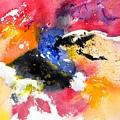 Watercolor 017081 by Pol Ledent