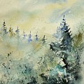 Watercolor  020307 by Pol Ledent