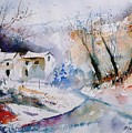 Watercolor  050408 by Pol Ledent