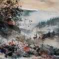 Watercolor  081108 by Pol Ledent