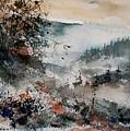 Watercolor  081108 by Pol Ledent