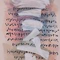Watercolor 11 by Giovanna Mancuso