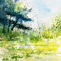 Watercolor 111141 by Pol Ledent