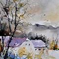 Watercolor 112012 by Pol Ledent