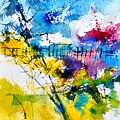 Watercolor 114052 by Pol Ledent