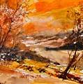 Watercolor 115011 by Pol Ledent