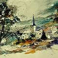 Watercolor 115022 by Pol Ledent