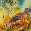 Watercolor 115060 by Pol Ledent