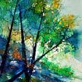 Watercolor 119042 by Pol Ledent