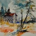 Watercolor 119070 by Pol Ledent