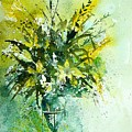 Watercolor  120406 by Pol Ledent