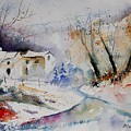 Watercolor 15823 by Pol Ledent