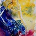 Watercolor 21546 by Pol Ledent