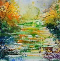 Watercolor  230507 by Pol Ledent