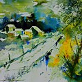 Watercolor 309562 by Pol Ledent