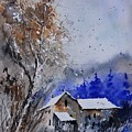 Watercolor 45512113 by Pol Ledent