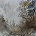 Watercolor 614010 by Pol Ledent