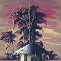 Watercolor 73 by Chrisfold Chayera