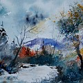 Watercolor 802120 by Pol Ledent