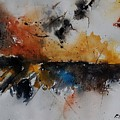 Watercolor 901150 by Pol Ledent