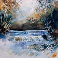 Watercolor 902021 by Pol Ledent