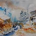 Watercolor  902102 by Pol Ledent