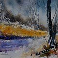 Watercolor  902111 by Pol Ledent