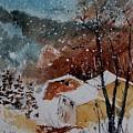 Watercolor  902113 by Pol Ledent