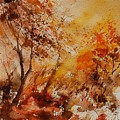 Watercolor 903071 by Pol Ledent