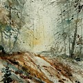 Watercolor  907013 by Pol Ledent
