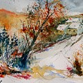 Watercolor 908002 by Pol Ledent