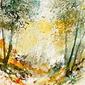 Watercolor  908021 by Pol Ledent
