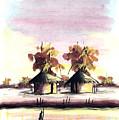 Watercolor 98 by Chrisfold Chayera