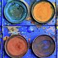 Watercolor Box by Hamik ArtS
