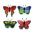 Watercolor Butterflies Collection I by Irina Sztukowski