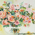 Watercolor Series 13 by Ingrid Dohm