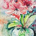 Watercolor Series 139 by Ingrid Dohm