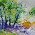 Watercolor Spring 2016 by Pol Ledent