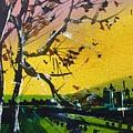 Watercolor_242 by Ugljesa Janjic