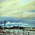 Watercolor_3487 by Ugljesa Janjic