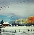 Watercolor_3508 by Ugljesa Janjic