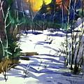 Watercolor3538 by Ugljesa Janjic