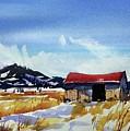 Watercolor3557 by Ugljesa Janjic
