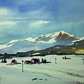 Watercolor3597 by Ugljesa Janjic