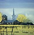 Watercolor3607 by Ugljesa Janjic