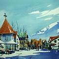 Watercolor3839 by Ugljesa Janjic