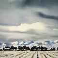 Watercolor3970 by Ugljesa Janjic