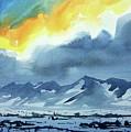 Watercolor3987 by Ugljesa Janjic