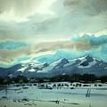 Watercolor4018 by Ugljesa Janjic